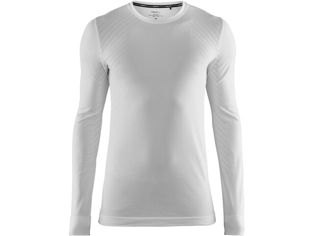 Craft Fuseknit Comfort Round-Neck LS Shirt Men white